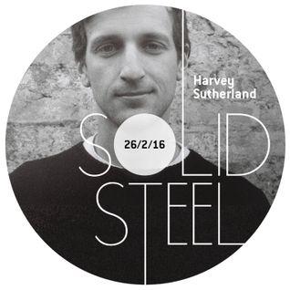 Solid Steel Radio Show 26/2/2016 Hour 1 - Harvey Sutherland