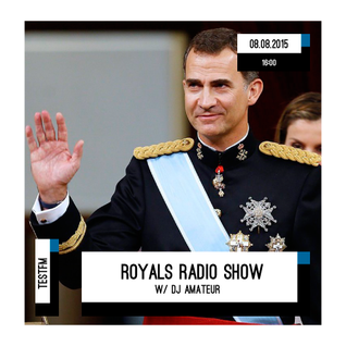 Royals Radio Show w/ DJ Amateur – 08/08/2015