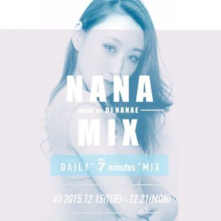 DAILY 7 minutes MIX 15