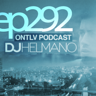 ONTLV PODCAST - Trance From Tel-Aviv - Episode 292 - Mixed By DJ Helmano
