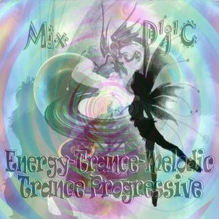 Mix D'j'C - Trance Progressive - Energy-Trance-Melodic - N°721  .Mp3