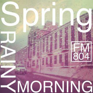 Spring / Rainy / Morning