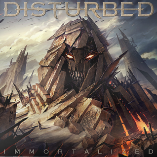 Ревю на Disturbed - Immortalized (13.12.15)