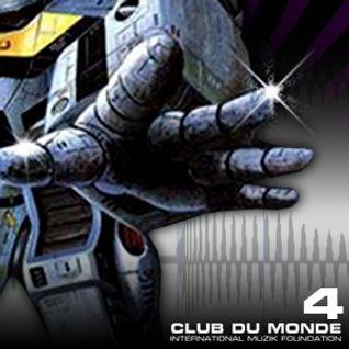 Club du Monde #4A . 15/12/2009