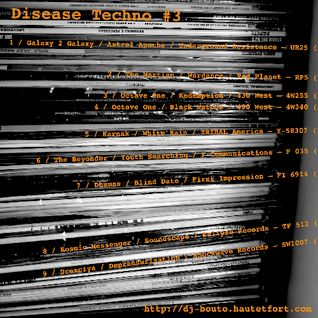 Disease Techno #3