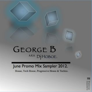 George B (Dj Hoboe)_June Promo Mix Sampler 2012