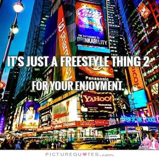 It's Just a Freestyle Thing 2 - DJ Carlos C4 Ramos