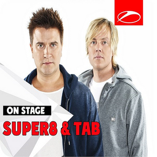 Super8 & Tab - Live @ A State of Trance Festival in Mumbai  India (06.06.2015)
