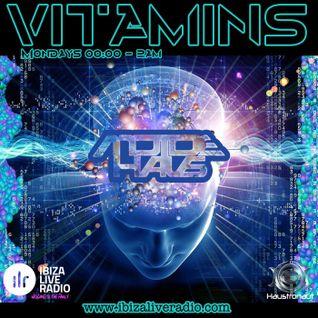 Vitamins ep 22 - Motoe Haus - www.ibizaliveradio.com
