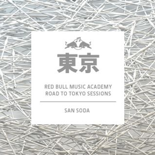Road To Tokyo Sessions #4: San Soda