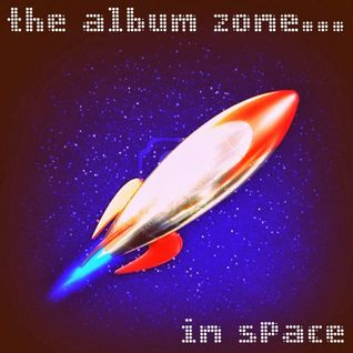 The Album Zone... In Space (live on Replay Rado, 27 August 2013)