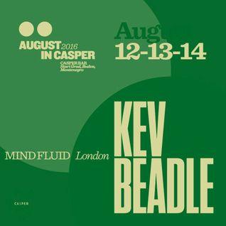 Kev Beadle - Casper Bar, Budva, Montenegro Sunday 14/08/16