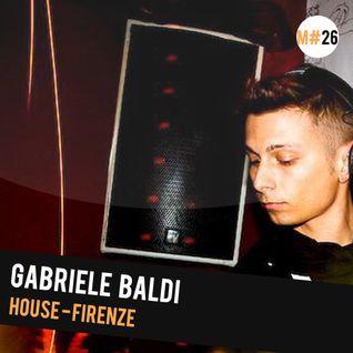 #26: Gabriele Baldi