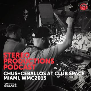 WEEK14_15 Chus & Ceballos Live From Space Miami Terrace WMC'15