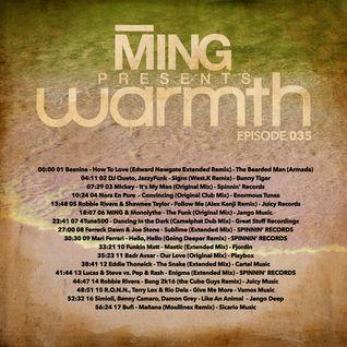 MING Presents Warmth 035