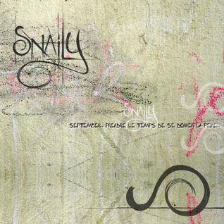 Snaily_Mixtapes - September_Prendre le temps de se donner la peine...