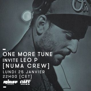 One More Tune #35 - Numa Crew Guest Mix - RINSE FR - (25.01.16)