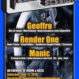 DJ GEOFFRO_LIVE @ TRANSGRESSION