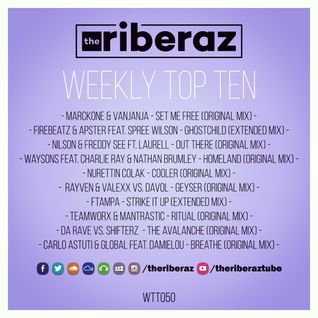 The Riberaz Weekly Top Ten 050