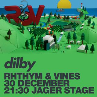 Dilby's Rhythm and Vines Warm Up Mix