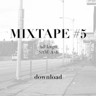 Rayas mixtape #5 (07/10/2012) - full lentgth, side A+B