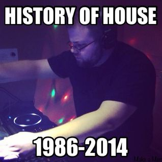 J Da Buddah History of House radio show on Reprezent 107.3fm London - August 2014