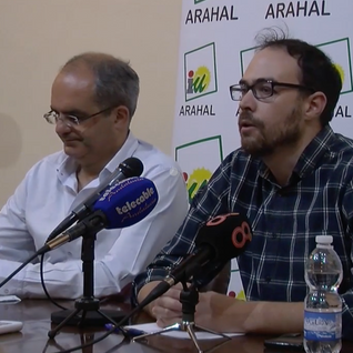 Arahal al día, informativo de radio de Cadena Dial Europa 99.0, del jueves 23 de junio del 2016.