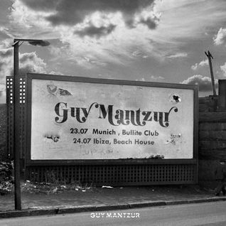 Guy Mantzur (Lost & Found, Sudbeat, Plattenbank Records) @ Beach House - Ibiza (24.07.2016)