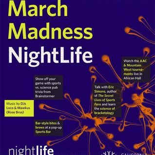 Live @ March Madness NightLife at the Academy of Sciences, SF (Part 2)