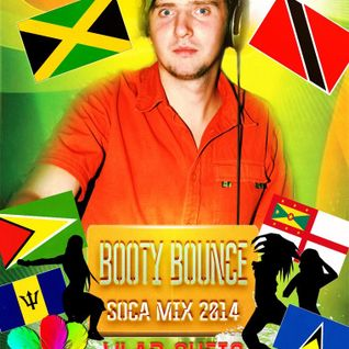 Vlad Cheis -  Booty Bounce Caribean Party Soca Mix 23.05.2014