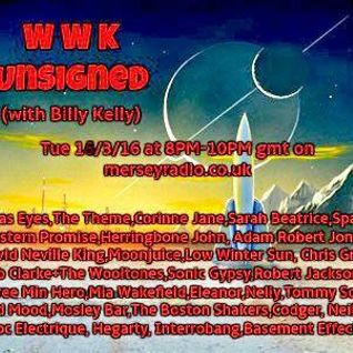 WWK Unsigned 15/3/2016