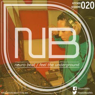 NeuroBeat Kitchen Sessions 020 by V-Rush
