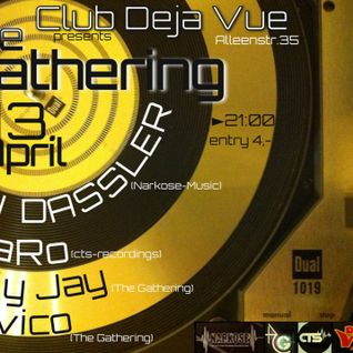 club Deja vue 14.4.2013 Mixed bye MaRo part 2