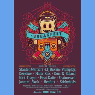 Breakfest Mix 2013