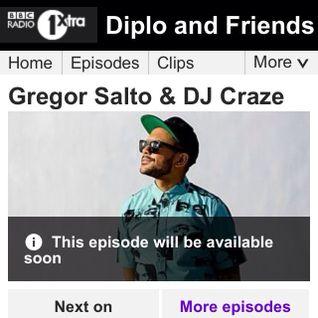 BBC NOV. DIPLO & FRIENDS MIX