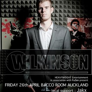 Interview with WILKINSON - 25 Apr 2013