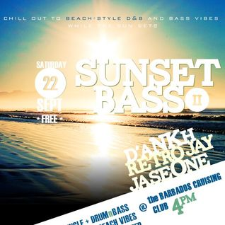 JaseOne Sunset Bass II Opening Set