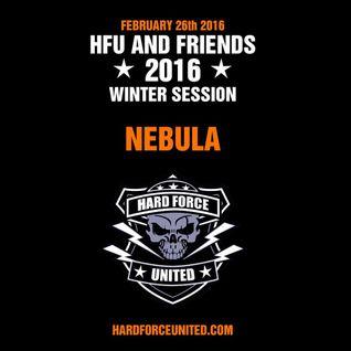 Nebula - HFU Winter Session / Acid Techno Mix - 26/02/2016