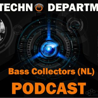 TD Podcast #2 - Bass Collectors - Techno - Netherlands