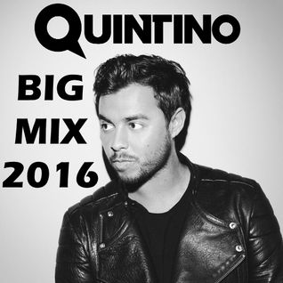 Quintino - BIG MIX 2016 (BEST OF) (mixed by MARV!N K!M)