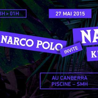 King Doudou x Lao x Paul Marmota @Les Mercredis Pimentés 2015.05.27 hosted by Narco Polo