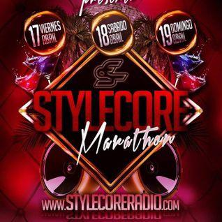 Alex Escrivá @ Stylecore Radio Marathon (19-04-2015)