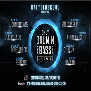 FLavRjay on OOS Radio Only Drum n Bass Night 12-Oct-16