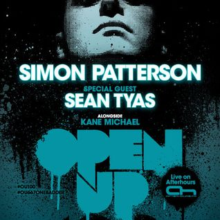Simon Patterson - Live @ Open Up 100 Exchange LA (Los Angeles) - 12.12.2014