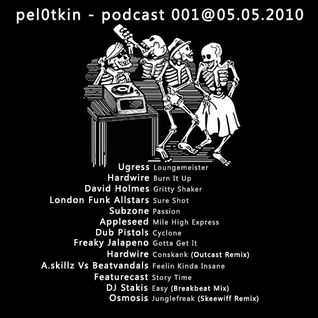Breakbeat Podcast 001