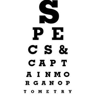 Specs & Captain Morgan - Optometry Vol 1