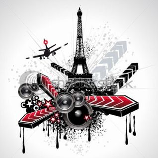 DJ Goga Graffiti - Paris Disco