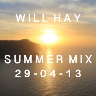 Will Hay - Summer Mix (29/4/13)