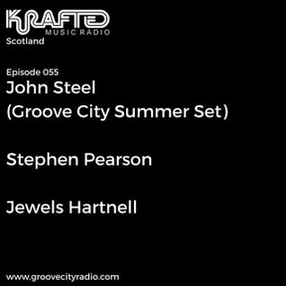 Krafted Music Radio Scotland with Jewels Hartnell