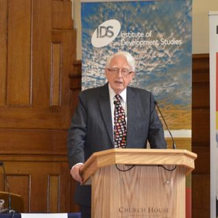 IDS and Beyond 2015 UK meeting on global goals - Speech by Richard Jolly, IDS